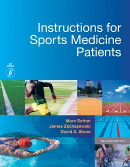 Instructions for Sports Medicine Patients