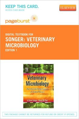 Veterinary Microbiology - Pageburst Digital Book (Retail Access Card): Bacterial and Fungal Agents of Animal Disease