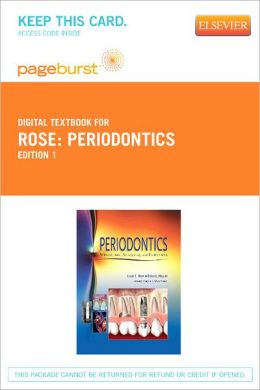 Periodontics - Pageburst Digital Book (Retail Access Card):