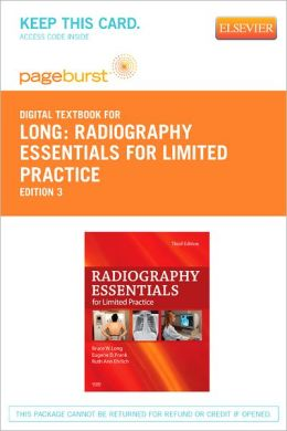 Radiography Essentials for Limited Practice - Pageburst Digital Book (Retail Access Card)