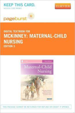 Maternal-Child Nursing - Pageburst Digital Book (Retail Access Card)