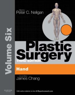 Plastic Surgery: Volume 6: Hand and Upper Limb (Expert Consult - Online)