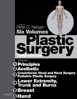 Plastic Surgery E-Book: 6 - Volume Set: Expert Consult - Online