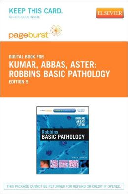 Robbins Basic Pathology - Pageburst E-Book on VitalSource (Retail Access Card)