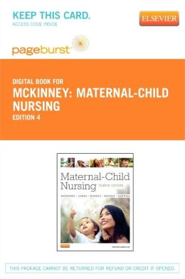 Maternal-Child Nursing - Pageburst E-Book on VitalSource (Retail Access Card)