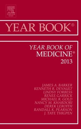 Year Book of Medicine 2013