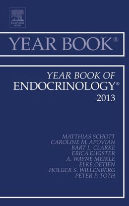 Year Book of Endocrinology 2013,