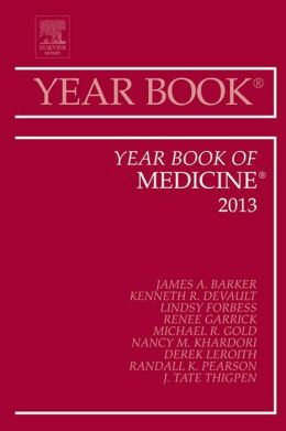 Year Book of Medicine 2013,