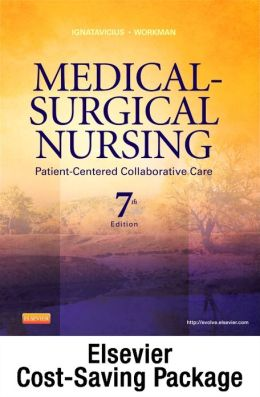 Medical-Surgical Nursing - Single-Volume Text and Clinical Decision-Making Study Guide Revised Reprint Package: Patient-Centered Collaborative Care