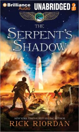 The Serpent's Shadow (Kane Chronicles Series #3)