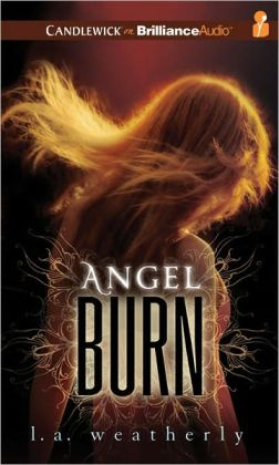 Angel Burn (Angel Trilogy Series #1)