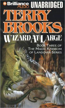 Wizard at Large (Magic Kingdom of Landover Series #3)