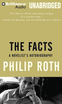 The Facts: A Novelist's Autobiography