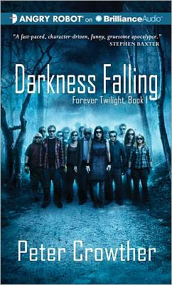 Darkness Falling (Forever Twilight Series #1)