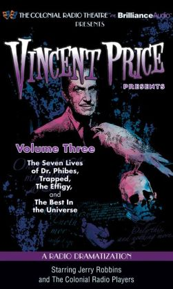 Vincent Price Presents - Volume Three: Four Radio Dramatizations
