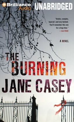 The Burning (Maeve Kerrigan Series #1)