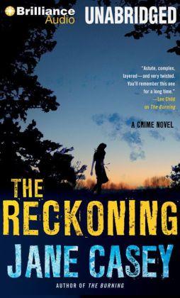 The Reckoning (Maeve Kerrigan Series #2)