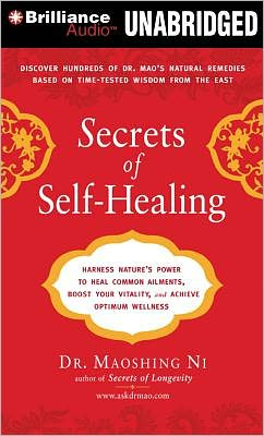 Secrets of Self Healing: Harness Nature's Power to Heal Common Ailments, Boost Your Vitality, and Achieve Optimum Wellness