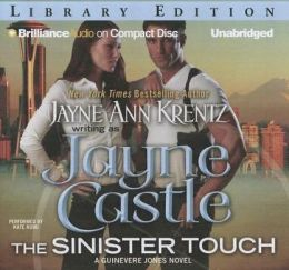 The Sinister Touch (Guinevere Jones Series #3)