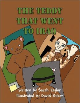 The Teddy That Went to Iraq