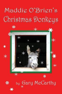 Maddie O'Brien's Christmas Donkeys