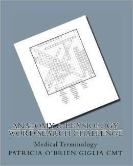 Anatomy & Physiology Word Search Challenge