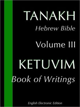 Ketuvim - Writings
