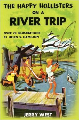 The Happy Hollisters on a River Trip