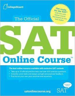 The Official SAT Online Course