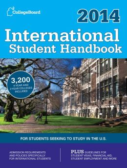 International Student Handbook 2014: All-New 27th Edition