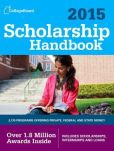 Book Cover Image. Title: Scholarship Handbook 2015:  All-New 18th Edition, Author: The College Board