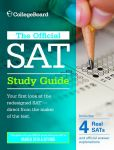 Book Cover Image. Title: Official SAT Study Guide (2016 Edition), Author: The College Board