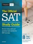 Book Cover Image. Title: The Official SAT Study Guide, 2018 Edition, Author: The College Board