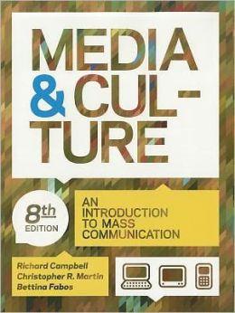 Media and Culture 8e & VideoCentral
