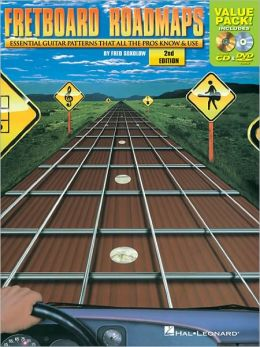 Fretboard Roadmaps Value Pack: Essential Guitar Patterns That All the Pros Know and Use