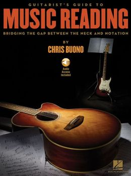 Guitarist's Guide To Music Reading (book/cd)
