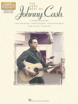 The Very Best of Johnny Cash (Songbook)