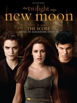 Twilight: New Moon - The Score (Songbook)