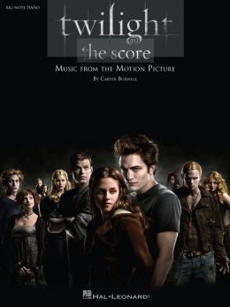 Twilight - The Score (Songbook): Music from the Motion Picture