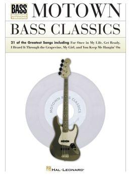Motown Bass Classics (Songbook)