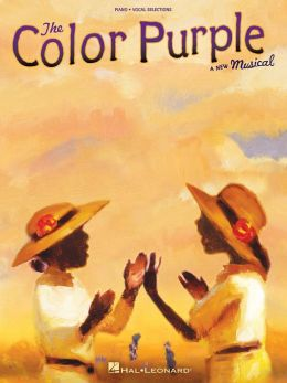 The Color Purple (Songbook): Piano/Vocal Selections