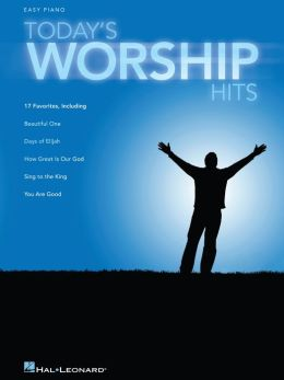 Today's Worship Hits (Songbook)