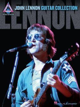John Lennon - Guitar Collection (Songbook)