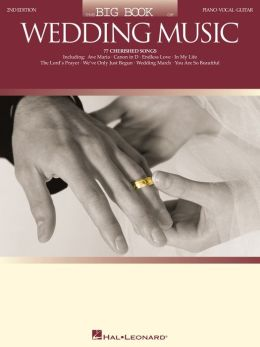 The Big Book of Wedding Music (Songbook)