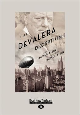 The De Valera Deception (Large Print 16pt)
