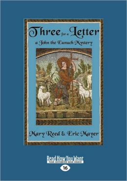 Three For A Letter (Easyread Large Edition)