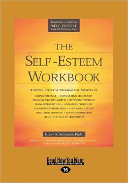 The Self-Esteem Workbook (Easyread Large Edition)