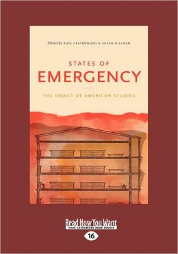 States Of Emergency (Large Print 16pt)