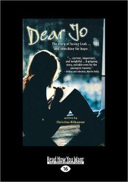 Dear Jo (Large Print 16pt)