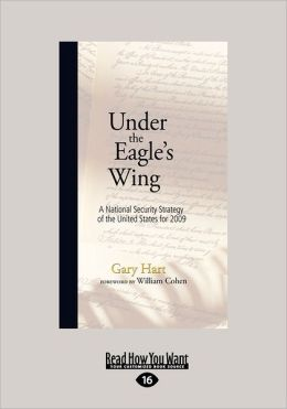 Under The Eagle's Wing (Large Print 16pt)